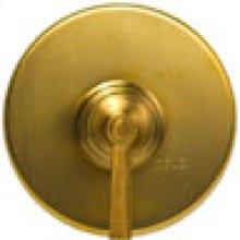Satin Gold - PVD Diverter/Flow Control Handle