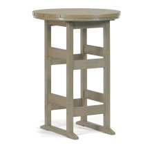 """26"""" Round Counter Table"""