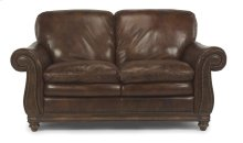 Belvedere Leather Loveseat