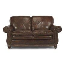 Belvedere Leather Loveseat