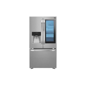 LG STUDIO 24 cu. ft. Smart wi-fi Enabled InstaView Door-in-Door® Counter-Depth Refrigerator - STAINLESS STEEL