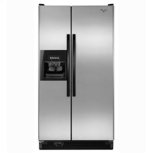 Whirlpool22 cu. ft. Side-by-Side Refrigerator with Adaptive Defrost