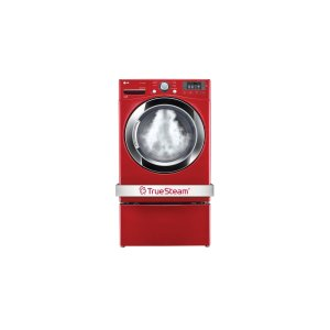 LG Appliances7.4 cu. ft. Ultra Large Capacity SteamDryer w/ NFC Tag On (Gas)