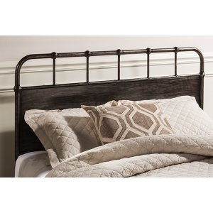 Grayson Headboard - Queen - Headboard Frame Not Included