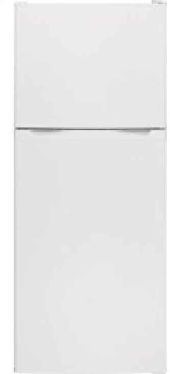 MPE12FGKLWW - White Moffat 11.55 Cu. Ft. Top-Freezer No-Frost Refrigerator