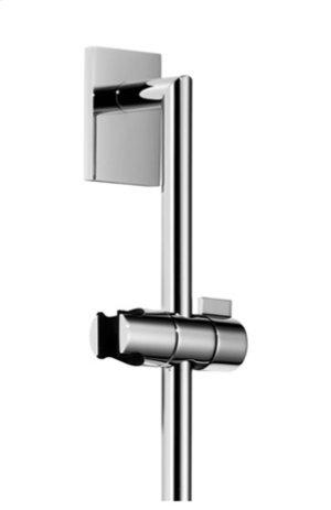 Slide bar with slider - chrome Product Image