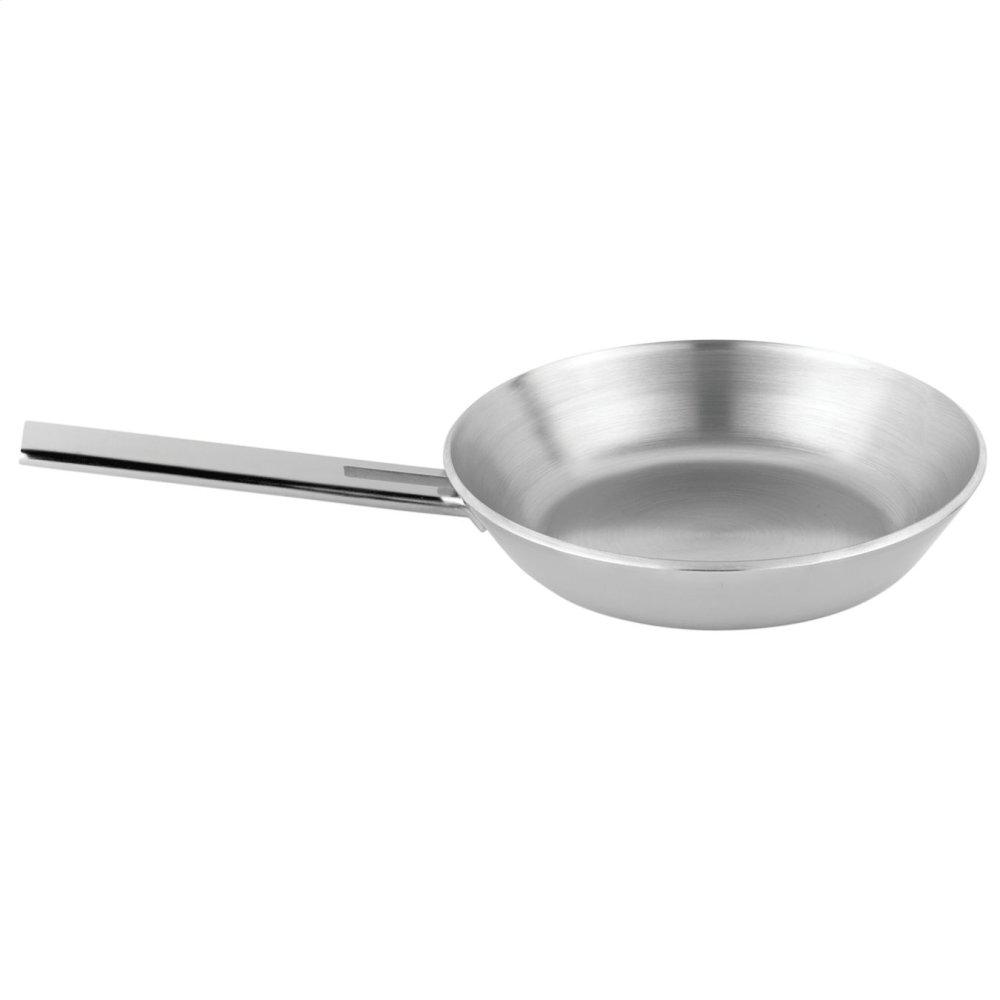 "Demeyere John Pawson 7-Ply 9.4"" Stainless Steel Fry Pan"