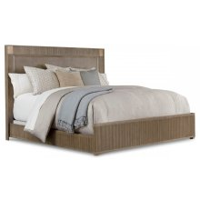 Cityscapes California King Hudson Panel Bed