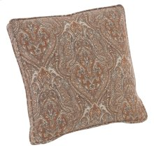 "Decorative Pillows Box Border (20"" x 20"")"