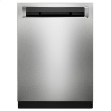 46 DBA Dishwasher with Bottle Wash Option and PrintShield Finish, Pocket Handle - Stainless Steel with PrintShield™ Finish