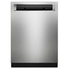 46 DBA Dishwasher with Bottle Wash Option and PrintShield Finish, Pocket Handle - Stainless Steel with PrintShield™ Finish
