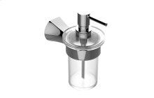 Finezza DUE Soap/Lotion Dispenser