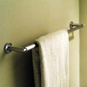 """Sine 24"""" Towel Bar - Polished Chrome Product Image"""