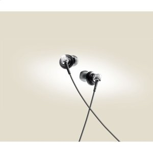 YamahaEPH-C500 Black In-ear Headphones