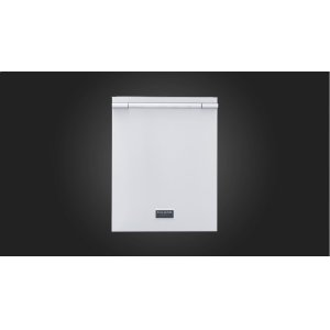 """Fulgor Milano24"""" Stainless Steel Built-in Dishwasher - Stainless Steel"""