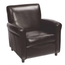 Donovan - Transitional Leather Club Chair