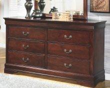 Alisdair 6 Drawer Dresser