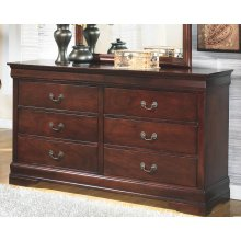 Alisdair 6 Drawer Dresser