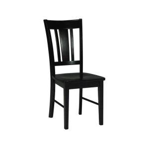 JOHN THOMAS FURNITURESan Remo Chair in Black