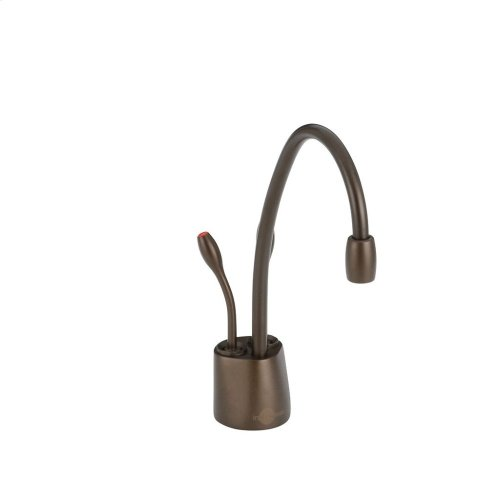 Indulge Contemporary Hot/Cool Faucet (F-HC1100-Mocha Bronze)