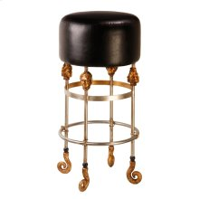 Armory Tall Black Bar Stool