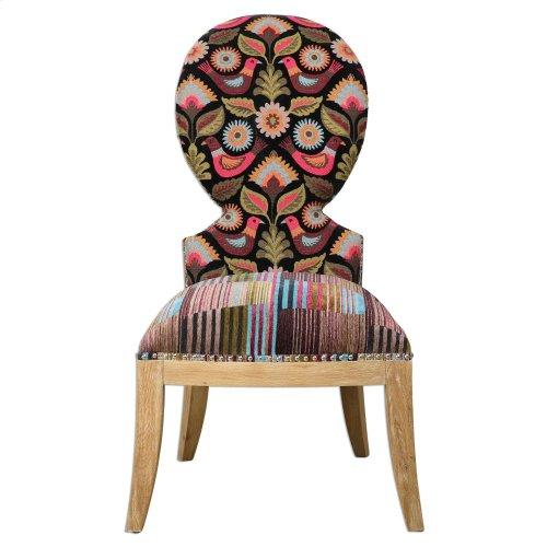 Cruzita Armless Chair