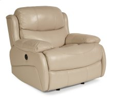Amsterdam Leather Power Gliding Recliner