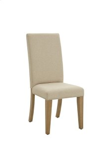Upholstered Dining Chair (2/Ctn) - Truffle Finish