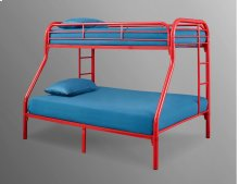 Palmer Twin over Full Metal Bunk Bed