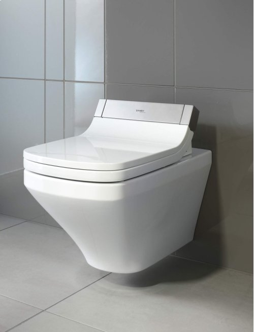 White Sensowash® C Sensowash Starck C Shower-toilet Seat For Durastyle