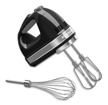 7-Speed Hand Mixer - Onyx Black