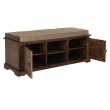 Canton Storage Bench
