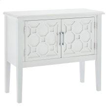 Preston Console and Cabinet in White