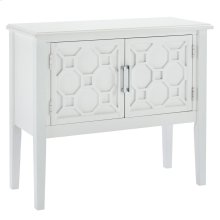 Preston Console and Cabinet in White