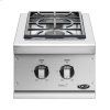 """14"""" Series 7 Double Side Burner, Natural Gas"""