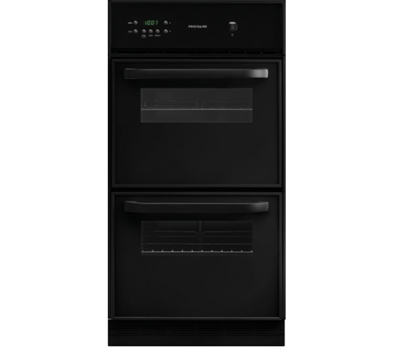 Frigidaire 24'' Single Gas Oven with Lower Broiler on