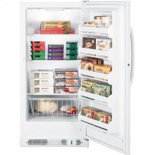 GE® 14.1 Cu. Ft. Manual Defrost Upright Freezer