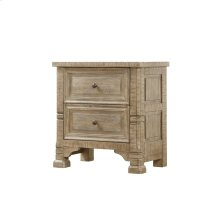 Emerald Home Interlude II Night Stand Weathered Pine B561-04