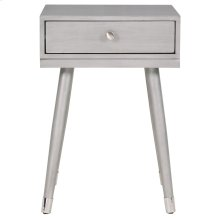 Elba Accent Table in Grey