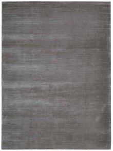 Lunar Lun1 Pewtr Rectangle Rug 5'6'' X 7'5''