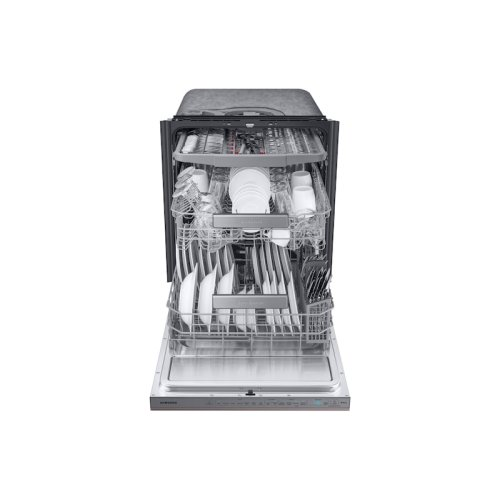 Linear Wash 39dBA Dishwasher in Tuscan Stainless Steel