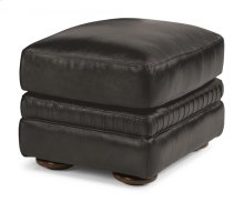 Chatfield Leather Ottoman