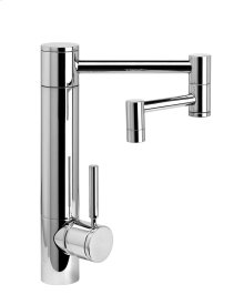 "Waterstone Hunley Kitchen Faucet w/ 12"" Articulated Spout - 3600-12"