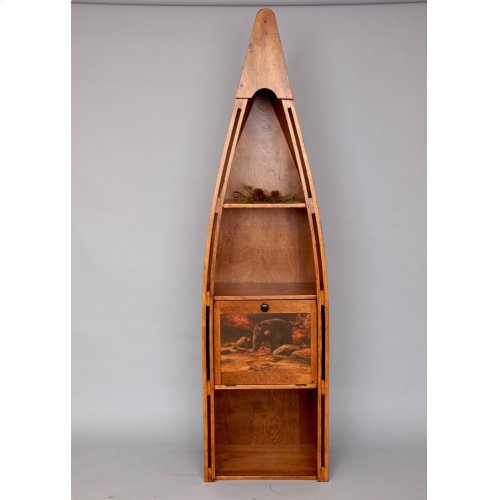 102p in by westmoreland in berwick pa 102p canoe bookshelf with