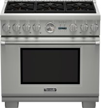 36 inch Professional Series Pro Grand® Commercial Depth Dual Fuel Range PRD366JGU