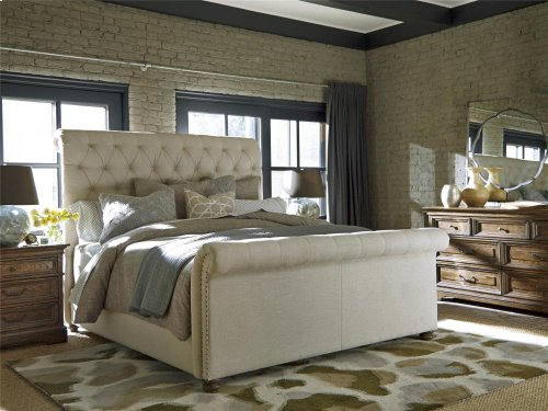 The Boho Chic Bed (King)