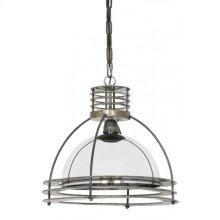 Hanging lamp 40x38 cm EVI antique bronze