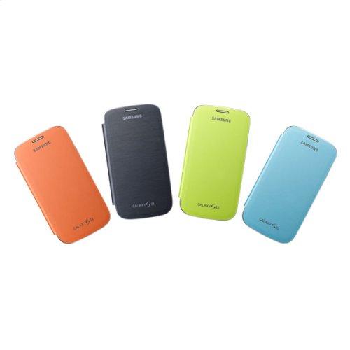Galaxy S III flip Cover Bundle - Orange, Pebble Blue, Light Blue, Green