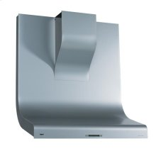 """36"""" - Aluminum Range Hood with External Blower Options designed by F.A. Porsche"""