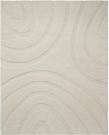 Jaspar Jasp1 White Rectangle Rug 6'7'' X 9'6''